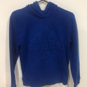 youth large well conditioned adidas hoodie